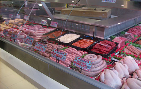 Huddlestons Butchers Limited, award winning butchers