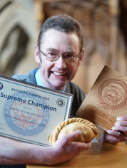 supreme champion - British Pie Awards